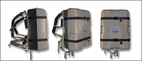 Electronics Packaging Military Portable Back Pack Design
